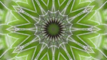 Kaleidoskop Tau Tropfen Spinnennetz