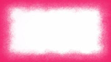 grunge distressed frame texturizado loop video
