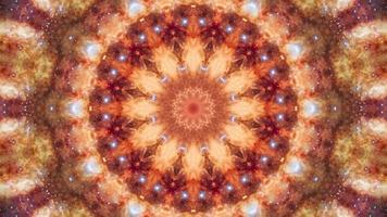 caleidoscopio de la región de formación de estrellas