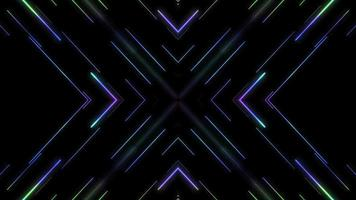 Abstract Colorful Background Loop