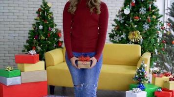 surprise le jour de Noël video