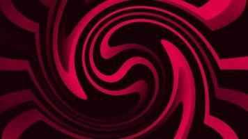 Rayas rojas brillantes líneas de onda resumen antecedentes