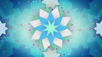 fundo flor de papel