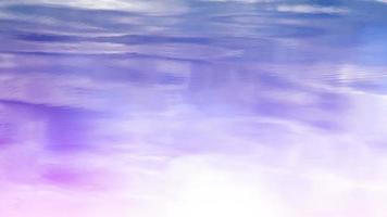 superfície de água brilhante video