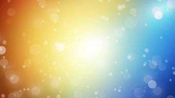 fond arc-en-ciel lumineux