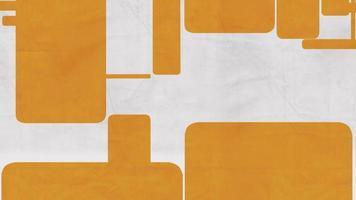 orange Kästchen Hintergrund