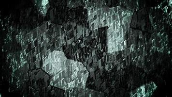 bucle de fondo oscuro abstracto