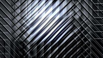 Fondo de patrón de líneas abstractas