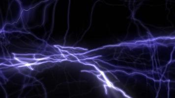 bucle de fondo de energía abstracta