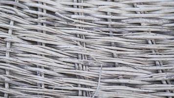 material de móveis decorativos de vime