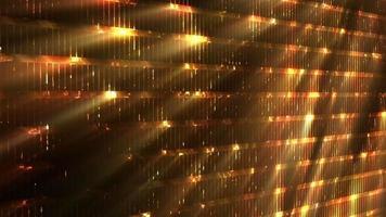 gouden lichten feestelijke achtergrond