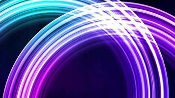 discos de luz 4k movimento fundo loop video