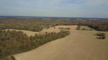 paso elevado de tierras de cultivo