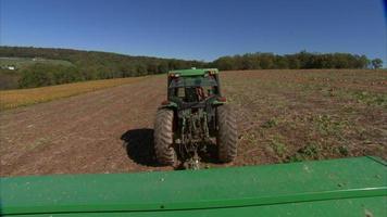 Traktorpflug video