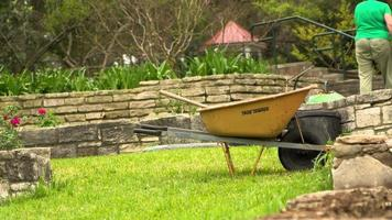 Backyard Wheelbarrow