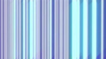 linhas brilhantes de néon em 4k video
