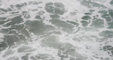 courant d'écume de mer