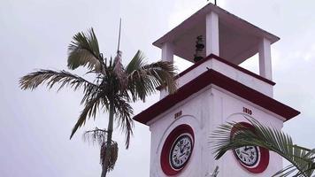 antiguo reloj de cuetzalan puebla video