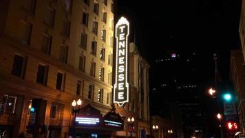 Tennessee Theater Festzelt 4k video