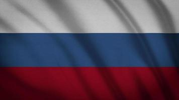 vlag van Rusland video