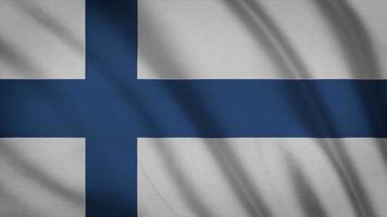 finnische Flagge