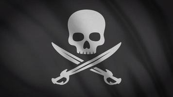 espadas de bandera pirata