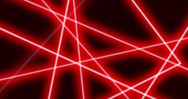 sfondo di luci laser a colori astratti video