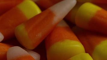 Foto giratoria de maíz dulce de Halloween - maíz dulce 029