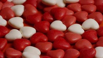 Imágenes de archivo giratorias tomadas de decoraciones y dulces de San Valentín - San Valentín 0063