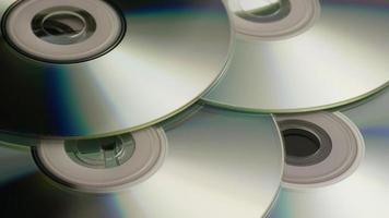 Disparo giratorio de discos compactos - cds 039