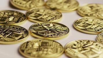 colpo rotante di bitcoin (criptovaluta digitale) - bitcoin 0149