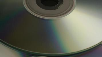 Disparo giratorio de discos compactos - cds 014