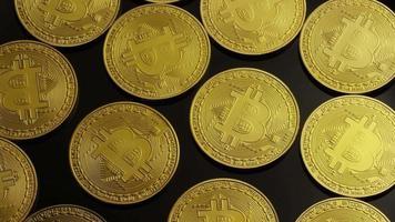 tiro giratório de bitcoins (criptomoeda digital) - bitcoin 0030