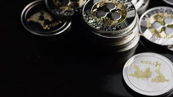 tiro giratorio de bitcoins (criptomoneda digital) - bitcoin ripple 0204