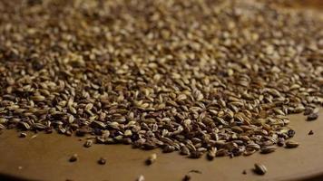 dose rotativa de cevada e outros ingredientes de fabricação de cerveja - fabricação de cerveja 104