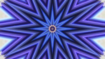 crayons de couleur kaléidoscope