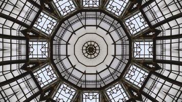 cúpula de caleidoscopio