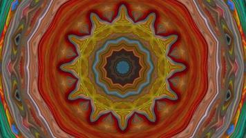 pinturas de caleidoscopio