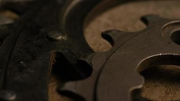 toma cinemática, giratoria de engranajes - engranajes 051