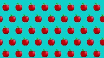 fondo de manzana