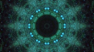 caleidoscopio della nebulosa Helis