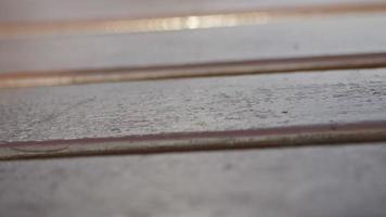 Fondo de textura de madera vieja real
