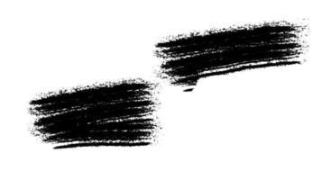 pintura pincel negro grunge