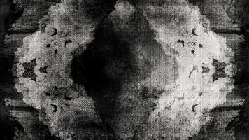 loop de fundo grunge escuro
