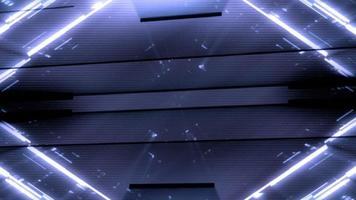 boucle de texture de fond de lumières futuristes