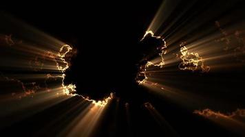 astratto sfondo chiaro di energia