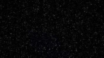 explosão estelar no espaço