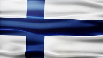 lazo de la bandera de finlandia