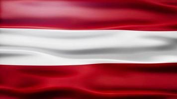 lazo de la bandera de austria