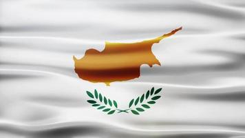 lazo de bandera de chipre
